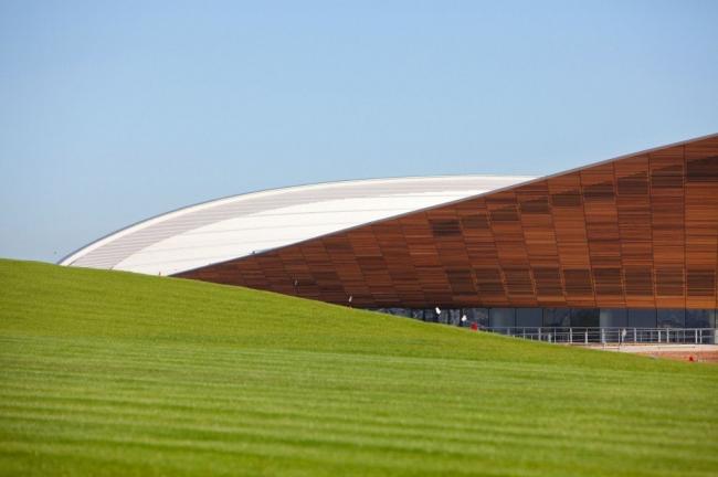 Олимпийский велодром © Anthony Charlton