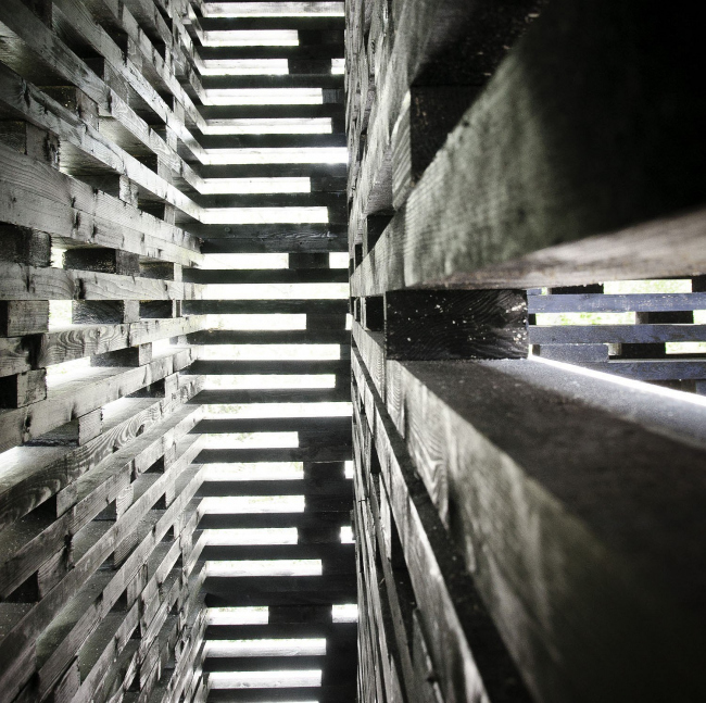 «Арка» Бориса Бернаскони. Фрагмент интерьера. Фото А.Леонтьева.