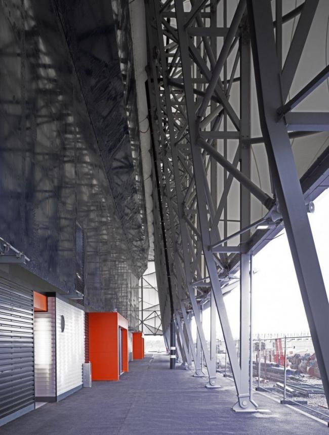 Лондонский Олимпийский баскетбольный стадион © Edmund Sumner