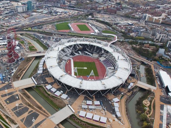 Олимпийский стадион 2012. Фото: EG Focus via Wikimedia Commons. Лицензия CC-BY-2.0