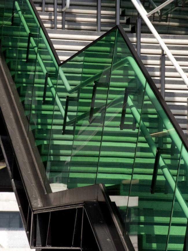 Олимпийский стадион 2012 © Morley von Sternberg