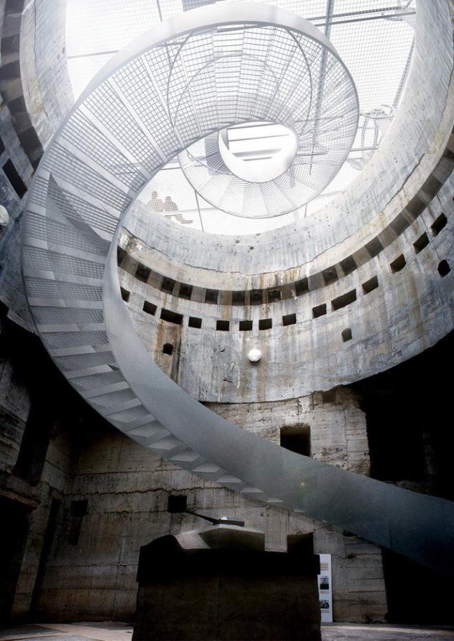 Музейный центр в Блованне © BIG