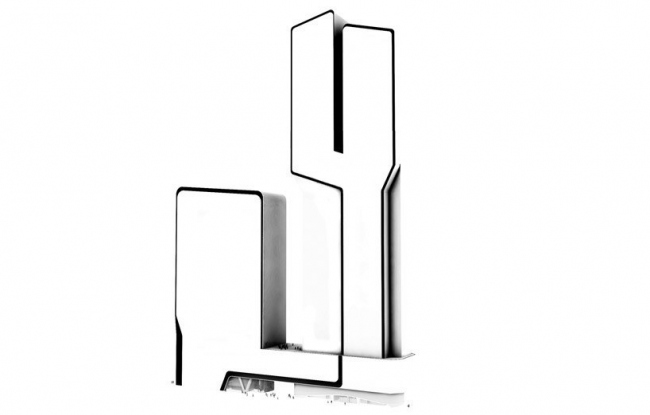 Комплекс V on Shenton © UNStudio