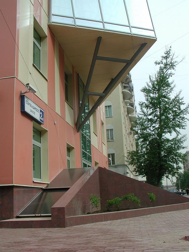 Реконструкция офиса на Старокаширском © ПТАМ Виссарионова