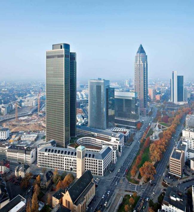 Башня Tower 185 © Klaus Helbig