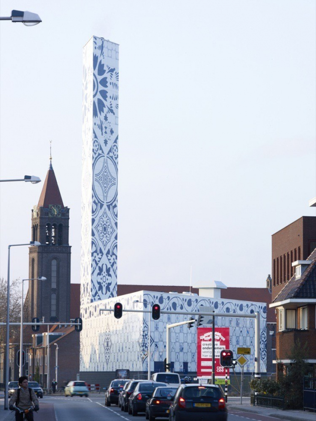 Теплоэлектроцентраль Stadshaard © Jeroen Musch