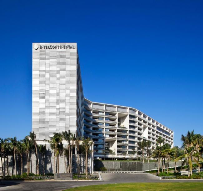 Отель Intercontinental Sanya Resort © Patrick Bingham-Hall