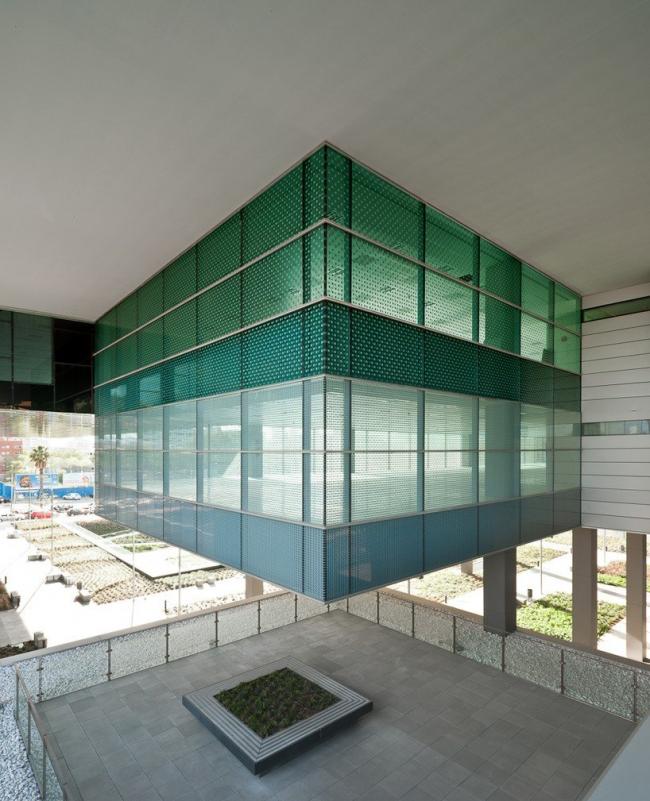 Офисное здание D38 © Filippo Poli