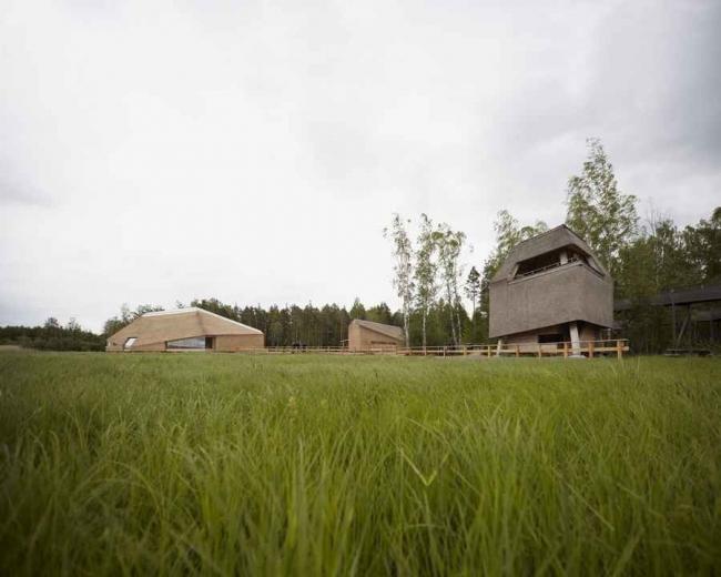 Посетительский центр заповедника Токерн © Tord-Rickard Söderström