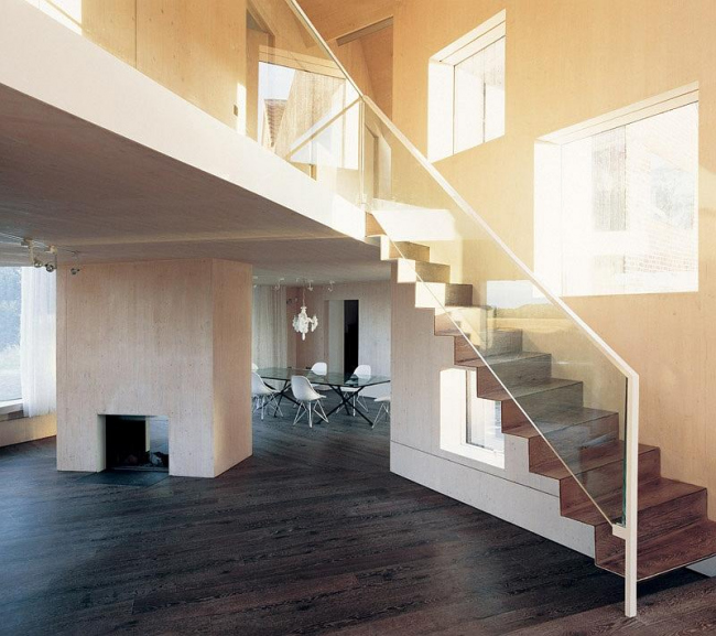 Дом Хансет-Милл.© Cristobal Palma