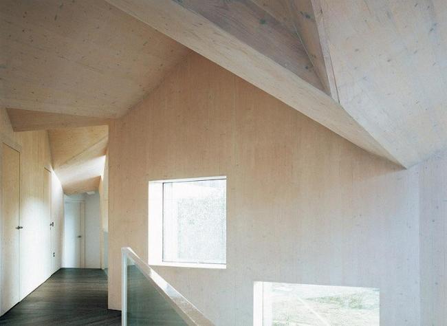 Дом Хансет-Милл: интерьер. © Cristobal Palma