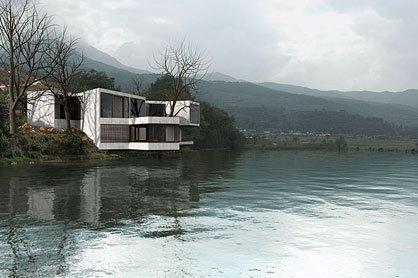 Древесный дом. Проект
