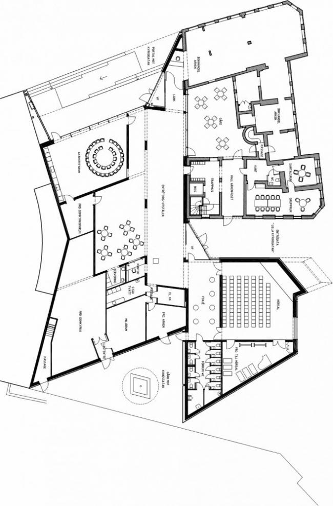 Общественный центр Кафедрального собора Лунда