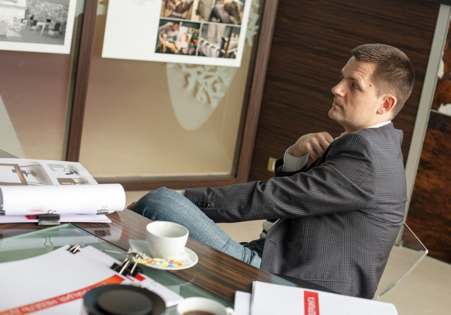Сергей Кузнецов. Фото предоставлено бюро «SPEECH Чобан / Кузнецов»