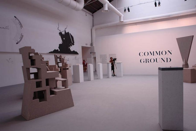 Выставка GRAFTON и Паулу Мендеса да Роша