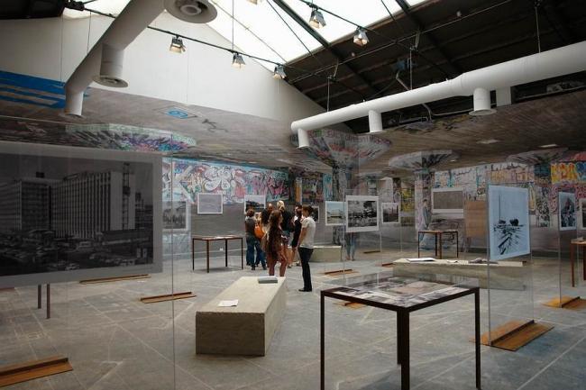 Выставка ОМА о архитекторах на службе государства