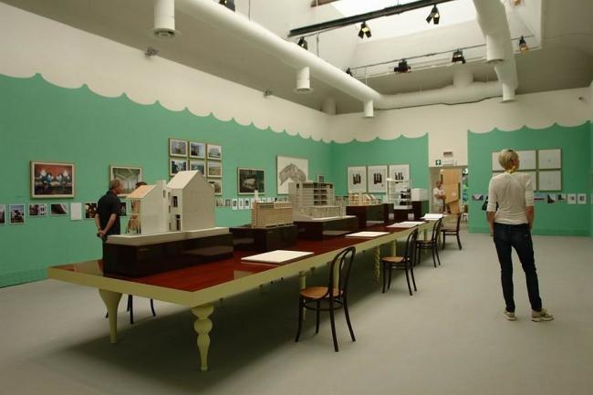 Выставка «Пастиччо»