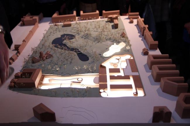 Музей естественной истории - новое здание. Фото с сайта byensojne.com