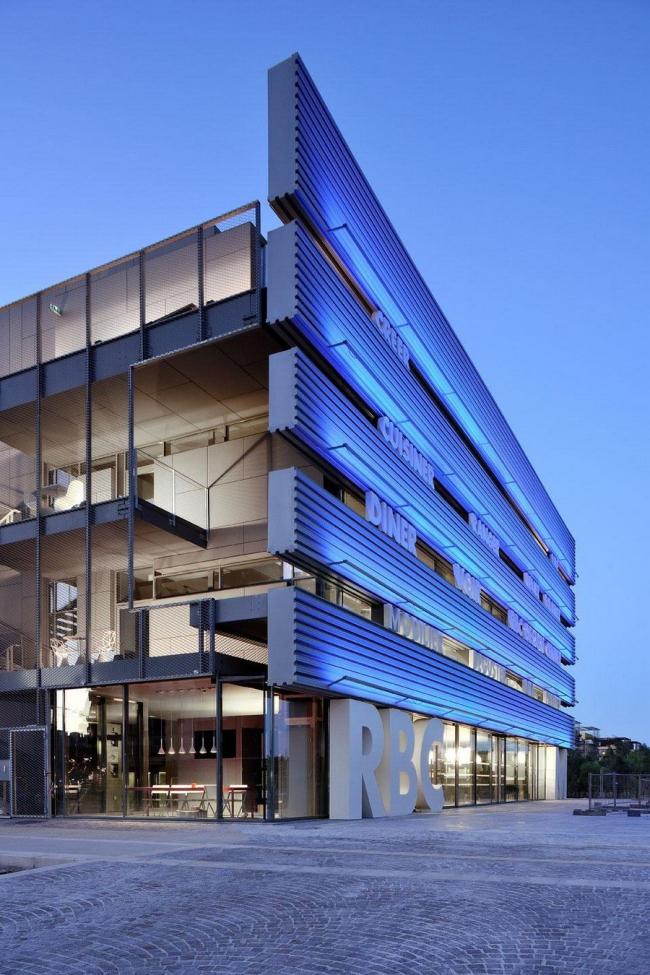 Центр дизайна RBC. Фото E. Saillet