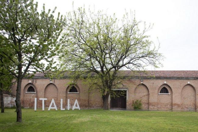 Павильон Италии в Арсенале. Фото: Giulio Squillacciotti. Предоставлено Biennale di Venezia