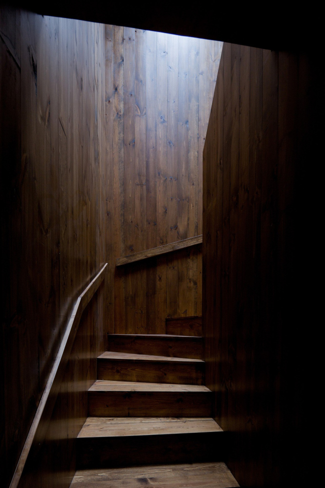 Гостевой дом виллы Цай © Iwan Baan