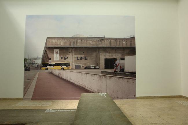 Павильон Германии. Культурный центр Alvéole 14 в Сен-Назере. Бюро LIN. Фото Нины Фроловой