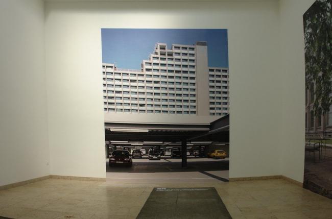 Павильон Германии. Студенческое общежитие в Мюнхене. Бюро Knerer und Lang. Фото Нины Фроловой