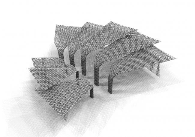 Большой театр в Уси © PES-Architects
