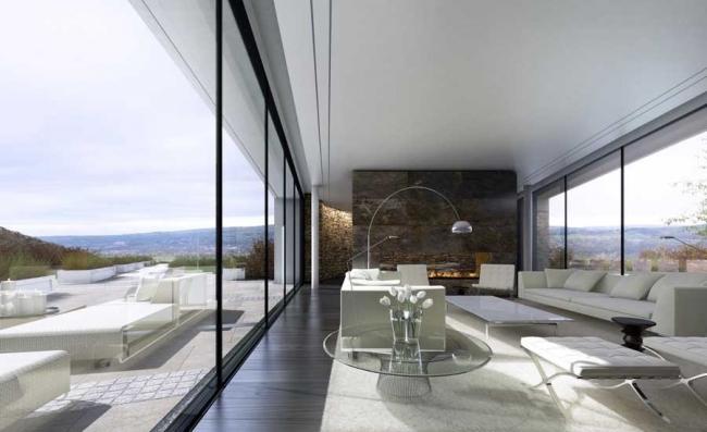 Частный дом Гари Невилла. © MAKE Architects