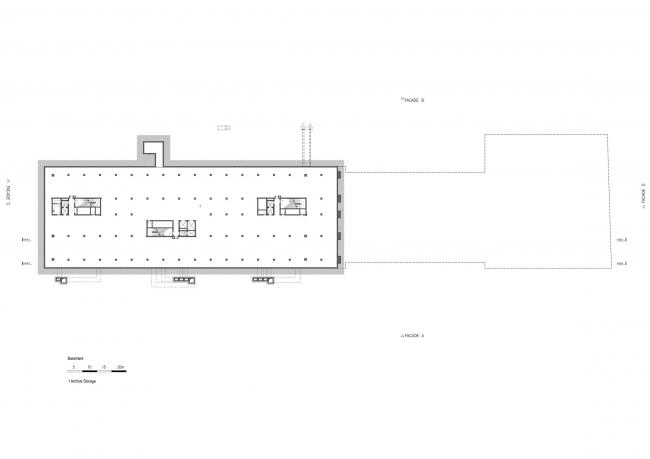Комплекс Pierresvives © Zaha Hadid Architects