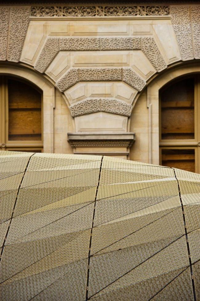 Крыло исламского искусства Лувра © Musée du Louvre / Olivier Ouadah