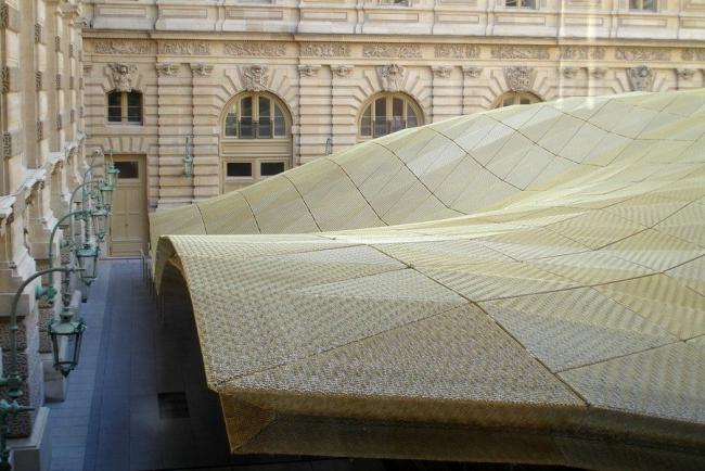 Крыло исламского искусства Лувра © Milena Chessa / Le Moniteur.fr