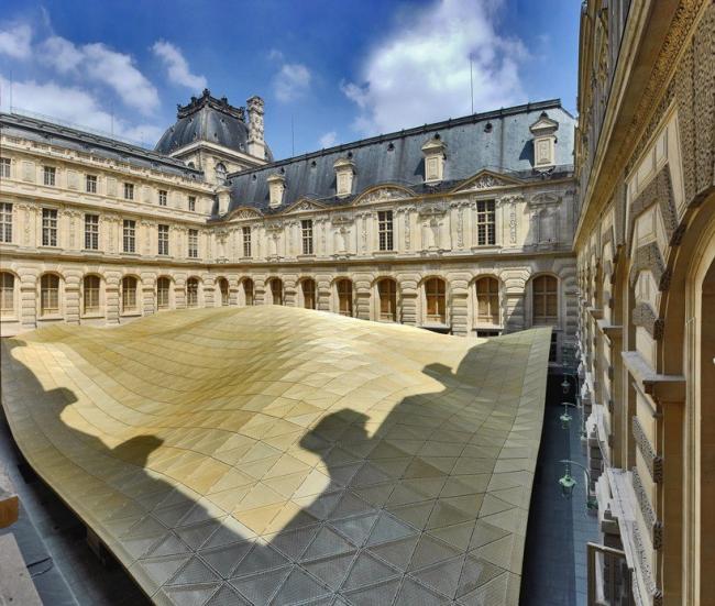 Крыло исламского искусства Лувра © Mario Bellini Architects / Raffaele Cipolleta