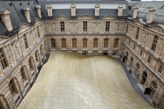 Крыло исламского искусства Лувра © Musée du Louvre / Antoine Mongodin