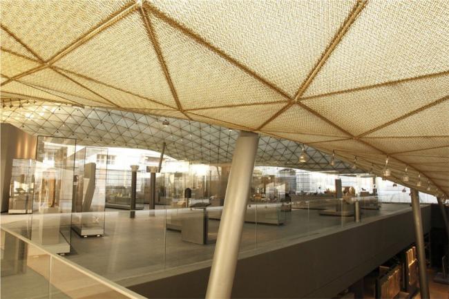 Крыло исламского искусства Лувра © Musée du Louvre