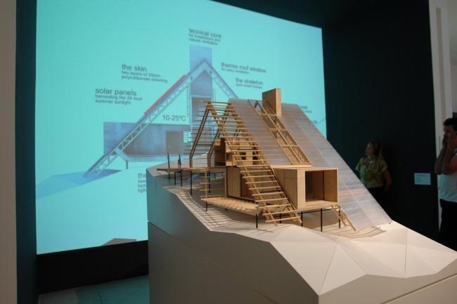 Типовой дом для Гренландии. Clement Carlsen, QarsoqTegnestue и Tegnestuen Vandkunsten. Фото Нины Фроловой