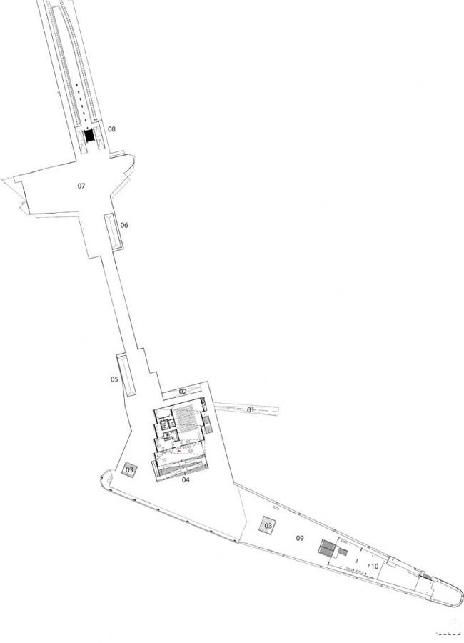 Культурный центр на Саутендском пирсе © White Arkitekter