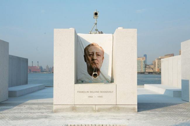 Парк Четырех Свобод Франклина Д. Рузвельта. Фото Tom Stoelker / AN