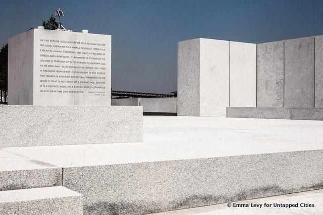 Парк Четырех Свобод Франклина Д. Рузвельта