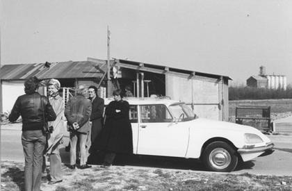 Встреча «Команды 10» в Роттердаме в 1974 году