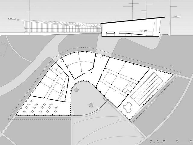 Конкурсное предложение планировки курорта «Селижарово» на озере Волго © АМ Сергей Киселев и Партнеры