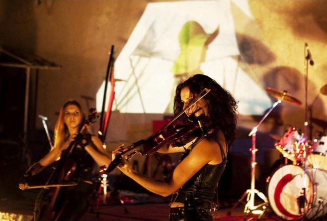 Музыкальная программа фестиваля.