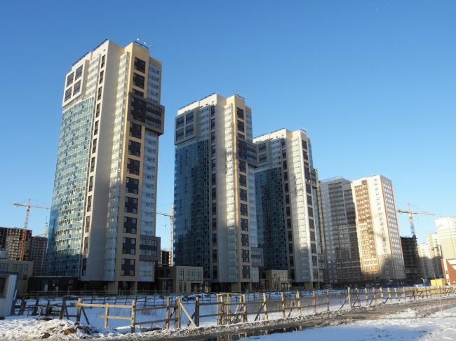 Гран-при конкурса – жилой комплекс «Токио», «архитектурная мастерская Б2». Источник изображения: skyscrapercity.com