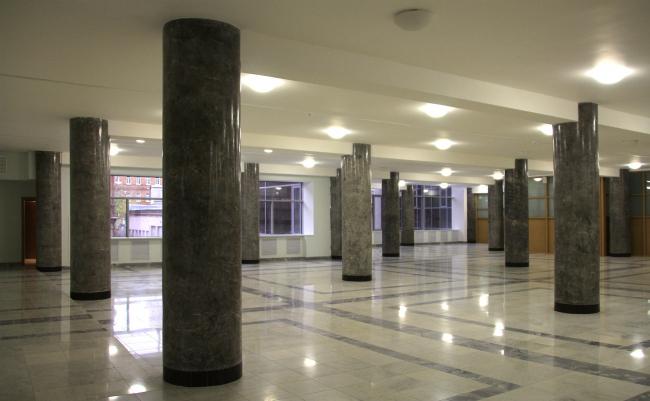 Вестибюль второго этажа. Фотография Ю. Тарабариной