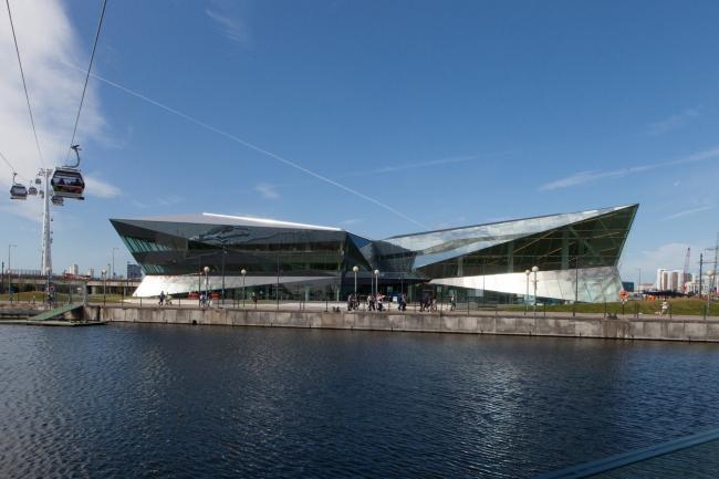 Центр устойчивого развития городов © Wilkinson Eyre Architects