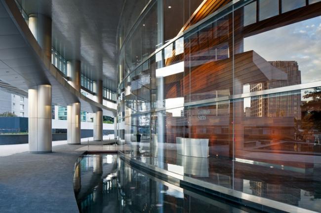 Офисный комплекс Infinity Tower © Leonardo Finotti