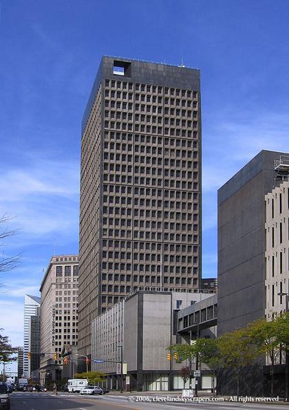 Марсель Брейер. Небоскреб «Ameritrust Tower». Кливленд. 1971