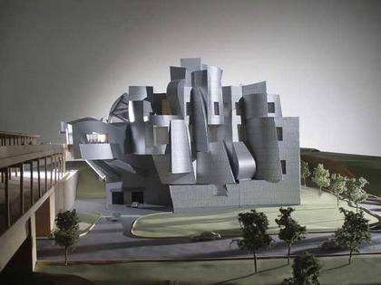 Музей искусств Вейсмана - проект расширения
