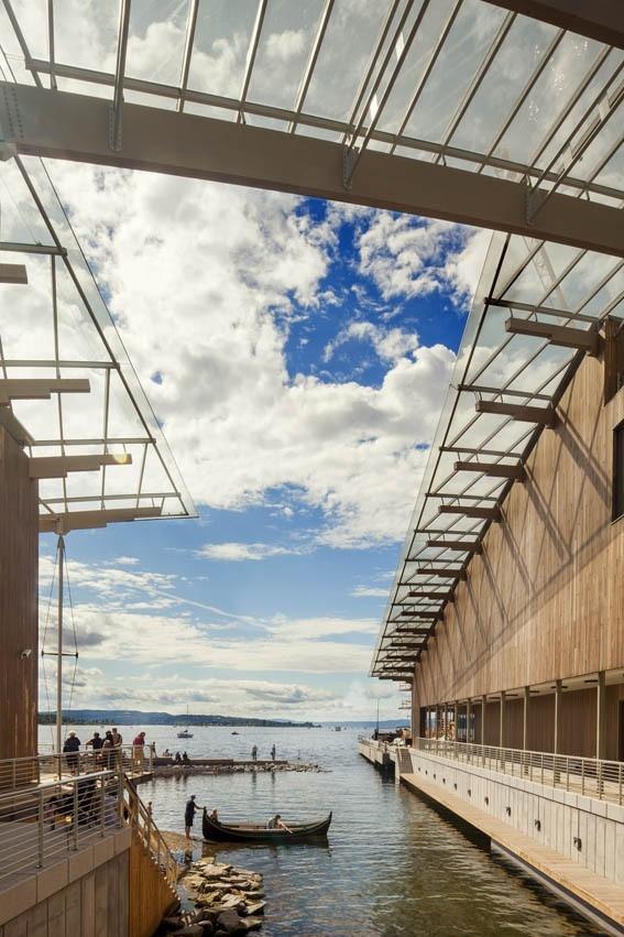Музей современного искусства Аструп-Фернли © Nic Lehoux