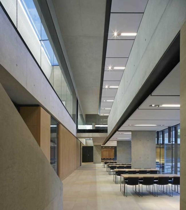 Лаборатория Сэйнсбери. Фото © Hufton+Crow